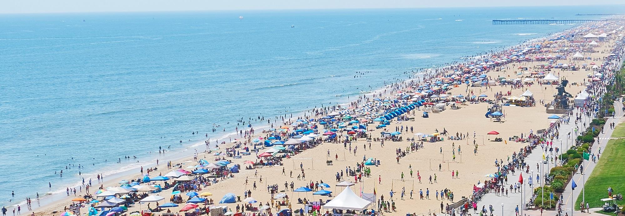 Silver Beach Va Hotels