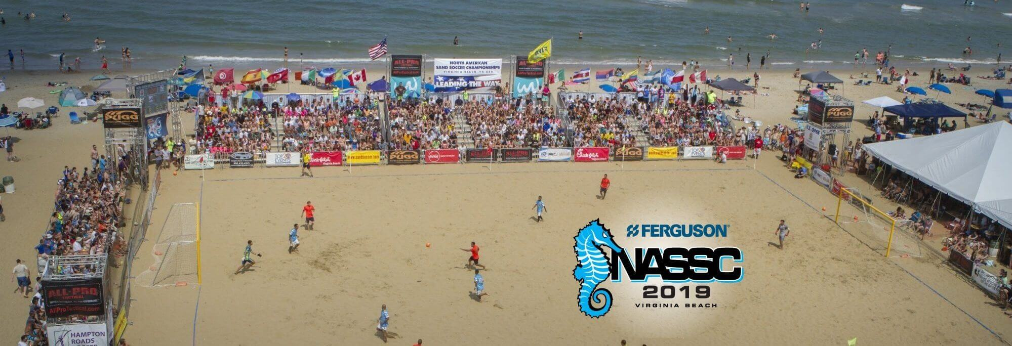 Welcome To Nc The 26th North American Sand Soccer Championships In Beautiful Virginia Beach